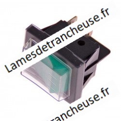 Bouton pulseur 4 broches