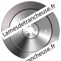 Lame 220X40X3X180X15,5 C45 2 Trous d'extraction