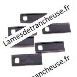 LAME DE RECHANGE COUTEAUX HACHOIR SYSTÈME UNGER MOD. D114
