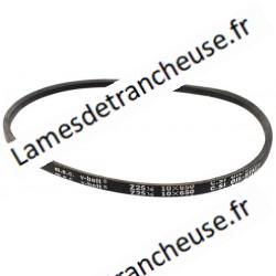 Courroie trapézoïdale  10X650