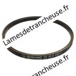Courroie trapézoïdale  10X485