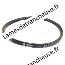 Courroie trapézoïdale  10X480