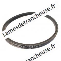 Courroie trapézoïdale 10X415