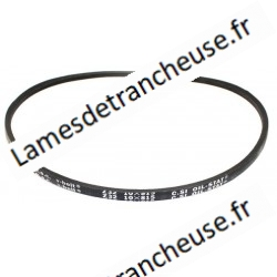 Courroie trapézoïdale 10X815