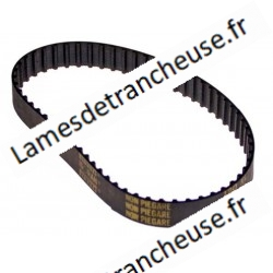 courroie crantée mod. 322L100