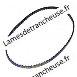 courroie crantée mod 180XL 025 h. 6