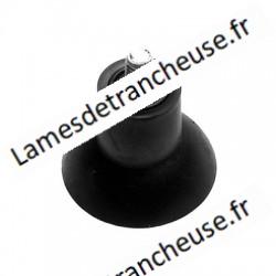 Pieds de trancheurs Ventouse  H 35 D.8 VENDU PAR SACHET DE 4 PIEDS