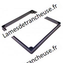 GARNITURE PLASTIQUE POUR CACHE MOTEUR MOD. GPR350 CELME 80433