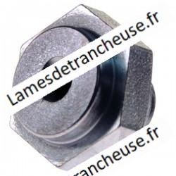 Pivot pour cache lame MOD. 220/250 HEXAG. 19 D. 6 ESSEDUE