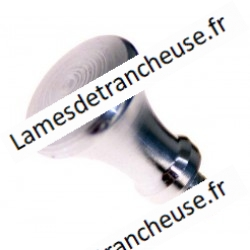 poignee pour cache lame MOD D.4 mm ALLUMINIUM