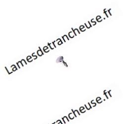 POIGNÉE CACHE LAME D.5 mm ALLUMINIUM