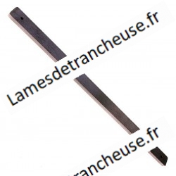 Barre de guidage   de marque FAC DIM.10X25X480 POUR MOD. 350 TSV SUR COMMANDE