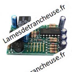 Platine  TG9404 LS  sur commande