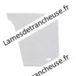 RACLEUR  DÉFLECTEUR STANDARD 111x72 mm 40/B DE MARQUE DUEGI