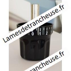 Bouton de réglage épaisseur RGV Ø55 MOD.220-250-275