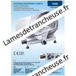 TRANCHEUSE TG 350