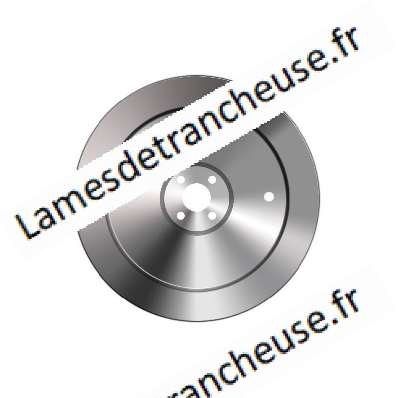 Lame 300X40X4X254X22.5 C45 FF