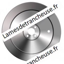 Lame 370X57X4X300X22.5 MAT.W 1.2379